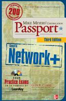 Mike Meyers  CompTIA Network  Certification Passport  Third Edition PDF