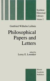 Philosophical Papers and Letters: A Selection, Edition 2