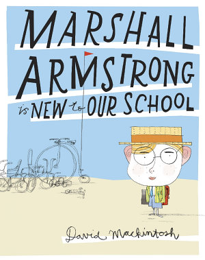 Marshall Armstrong Is New To Our School  Read aloud by Stephen Mangan