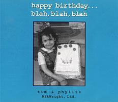 Happy Birthday       blah  blah  blah PDF
