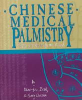 Chinese Medical Palmistry PDF