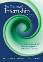 The Successful Internship PDF