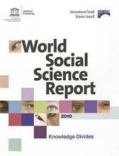 World Social Science Report 2010 PDF