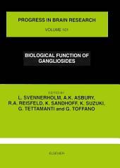 Biological Function of Gangliosides