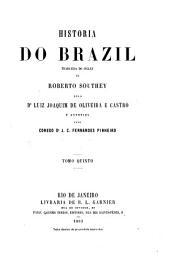 História do Brazil: Volume 5
