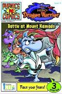 Phonics Comics: Hiro Dragon Warrior - Battle at Mount Kamado