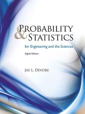 Probability and Statistics for Engineering and the Sciences: Edition 8
