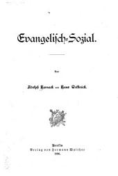 Evangelisch-Sozial