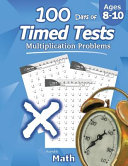 Humble Math   100 Days of Timed Tests PDF