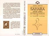 Sahara 1830-1881: les mirages français et la tragédie Flatters