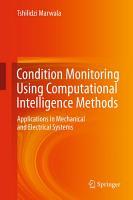 Condition Monitoring Using Computational Intelligence Methods PDF