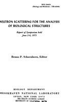 Brookhaven Symposia in Biology PDF