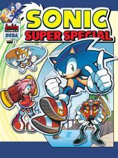 Sonic Super Special Magazine #8
