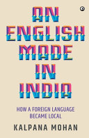 An English Made in India