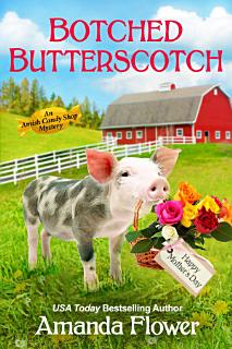 Botched Butterscotch Book