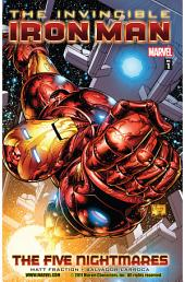 Invincible Iron Man Vol.1: Five Nightmares