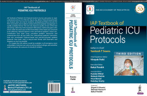 IAP Textbook of Pediatric ICU Protocols PDF