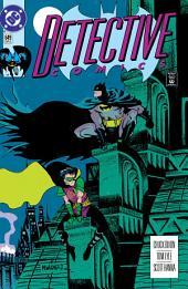 Detective Comics (1937-2011) #649