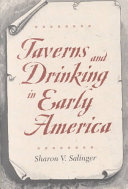 Download Taverns and Drinking in Early America Book