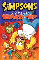 Simpsons Comics Shake Up