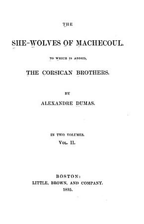 The She wolves of Machecoul PDF