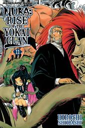Nura: Rise of the Yokai Clan, Vol. 11: Torii Labyrinth