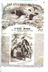 L' âne mort et la femme guillotinée: Par Jules Janin. (Enthält S. 35 - 36: (Houssaye, Arsène): Poèmes antiques.)