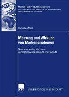 Messung und Wirkung von Markenemotionen PDF