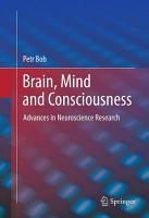 Brain  Mind and Consciousness PDF