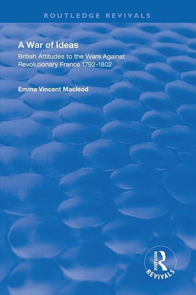 Download A War of Ideas Book