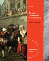 Western Civilization: A Brief History: Edition 8