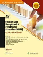 Strategic Cost Management   Performance Evaluation  Ama   15E PDF