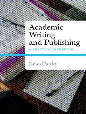 Academic Writing and Publishing PDF
