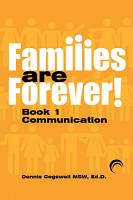 Families are Forever  Communication PDF