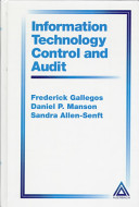 Information Technology Control and Audit PDF