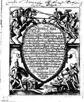 Viertter Thail Deß Hungerischen vnnd Sibenbürgischen Kriegswesens, was sich seidhero Anno 1604. biß auff A[nn]o. 1607, Inn der außgestandnen Rebellion mit dem Türcken, Rebellen vnd Ihrem anhang so sich wider das Höchlöblich Hauß Österreich emvöret biß auff ableiben Herrn Stephani [H]och-kaij von Kijßmaria für Schlachten Scharmißlen erschröckliche einfall Zugetragen auch die Reconcilliation vnd vergleichung mit den Hungerischen Ständen vnd die Frides Conditiones Zwischen den kömischen vnd Türckischen Kaijsern [et]c. alles mit vleiß beschribe[n] vnd Zusam[m]en getrage[n]: Teil 4