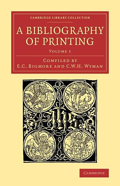 Download A Bibliography of Printing Book