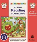 My First Reading Flashcards