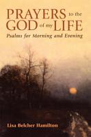 Prayers to the God of My Life PDF