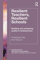 Resilient Teachers  Resilient Schools PDF
