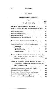 Outlines of Medical Botany