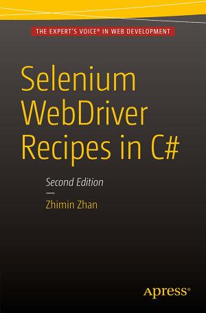 Selenium WebDriver Recipes in C