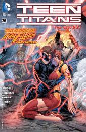 Teen Titans (2011-) #26