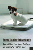 Puppy Training In Easy Steps