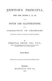 Newton's Principia: First Book. Sections I, II, III