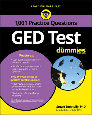 1 001 GED Practice Questions For Dummies PDF