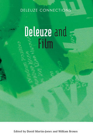 Deleuze and Film PDF
