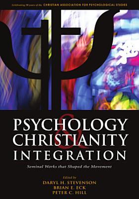 Psychology   Christianity Integration PDF