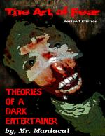 The Art of Fear: Theories of a Dark Entertainer eBook Edition