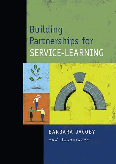 Building Partnerships for Service Learning PDF